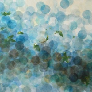 木南有美子さん「第25回全国和紙絵画展」にて入選