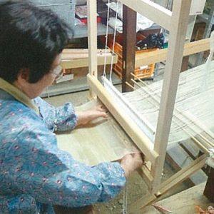 「紡ぎ、染め、織る~日本の技と心」~繊維作り、布作り、染めの技の伝承公開~