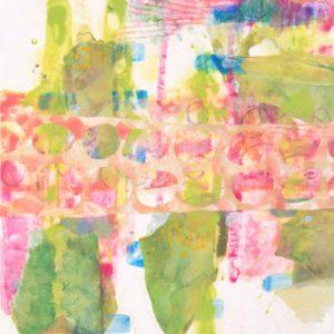 近藤美恵子 個展 —時のかけらを画に託す— gallery to plus 企画展