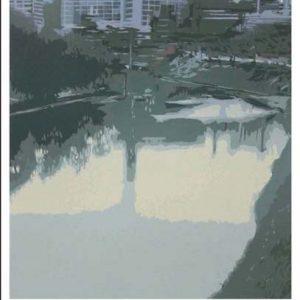 門馬英美版画展「The sequence of landscape」