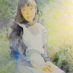 黒川達也さん、「第28回しんわ美術展」にて奨励賞受賞