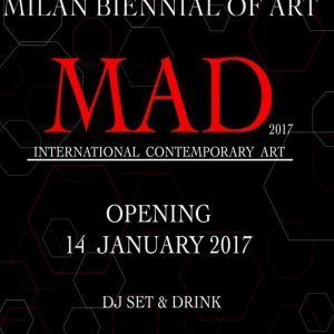 MILAN BIENNIAL OF ART International Contemporary Art 2017