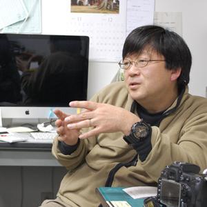 No.14 岸田 國昭 <br>[高田世界館 代表、画家]