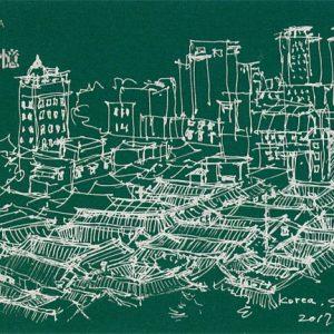 椎名純子展「風の記憶」