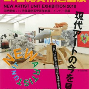 第16回NAU 21世紀美術連立展 NEW ARTIST UNIT EXHIBITION 2018