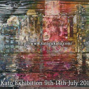 加藤 覚 展 Satoru Kato Exhibition
