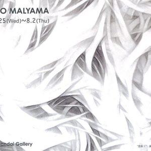 MALYAMA TOHKO 丸山東子 展