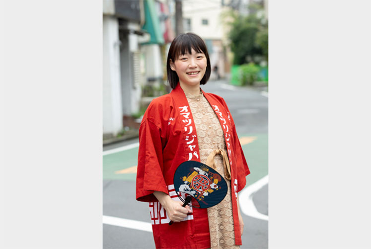 No.50 加藤 優子 <br>[祭り専門家/(株)オマツリジャパン 代表取締役 ...