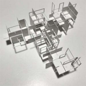 『SLIT展 』~幾何学というアート かたちをつくるしくみをつくる