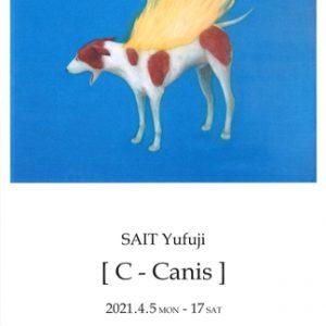 サイトユフジ展 「C-Canis」