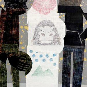 杉本憲一さん 「第13回 世界ポスタートリエンナーレトヤマ2021」にて展示