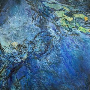 金澤京和さん、「第16回 月のアート展」入選
